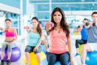 Нa похудеть фитнесе