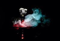 дым кальян фото