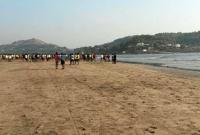 Фото девушек на пляже в индии
