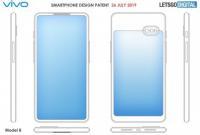 Vivo показал новый дизайн смартфона с двумя дисплеями
