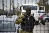 В Крыму на границе ФСБ России задержала украинца