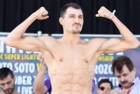 Боксер Постол будет соревноваться за два чемпионских пояса