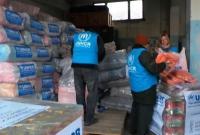 В ООН собрали более половины суммы гумпомощи для жителей Донбасса