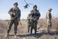 Украинские морпехи примут участие в военных учениях в Румынии