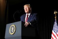 Трамп продлил на год режим чрезвычайного положения в США