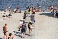 У Києві дозволили купатися на 9 пляжах