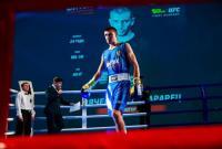 Украинский боксёр одержал победу за одну секунду (видео)