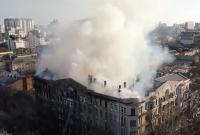 Еще одному подозреваемому в деле о пожаре в одесском колледже избрали меру пресечения