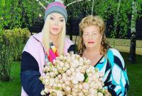 Умерла мать Ирины Билык