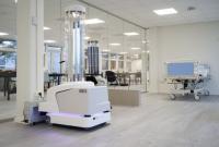 В ЕС решили привлечь роботов к дезинфекции больниц