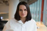 Тихановская надеется, что Байден будет давить на режим в Беларуси