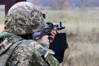 ООС: обстрелов не зафиксировано, один военный подорвался на взрывном устройстве, ещё двое — на растяжке