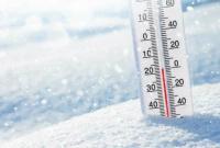 В Украине ударили морозы до -24. На западе небольшой снег