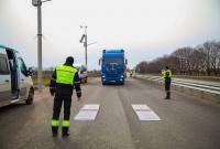 В Украине повысят штрафы за перегруженные фуры